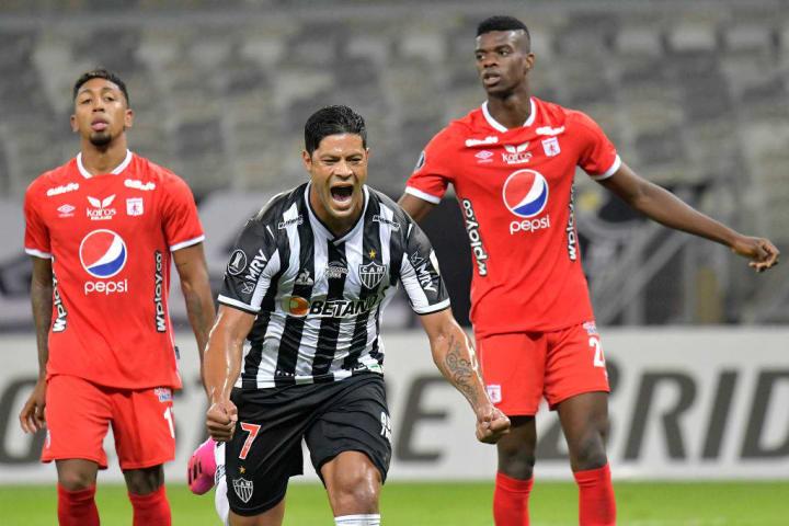 Hulk Atlético-MG América Cali Libertadores Vaga
