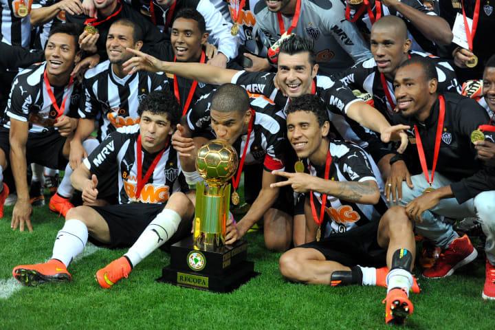 Recopa Sul-Americana Decisão Palmeiras Defensa y Justicia Atlético-MG Lanús