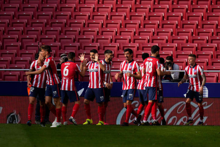 Atletico Madrid have led La Liga for much of the season