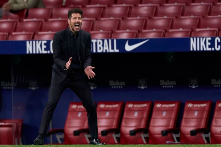 Diego Pablo Simenone head coach