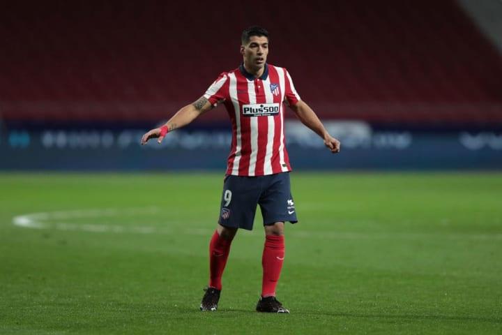 Luis SUárez dejó el Barcelona este verano