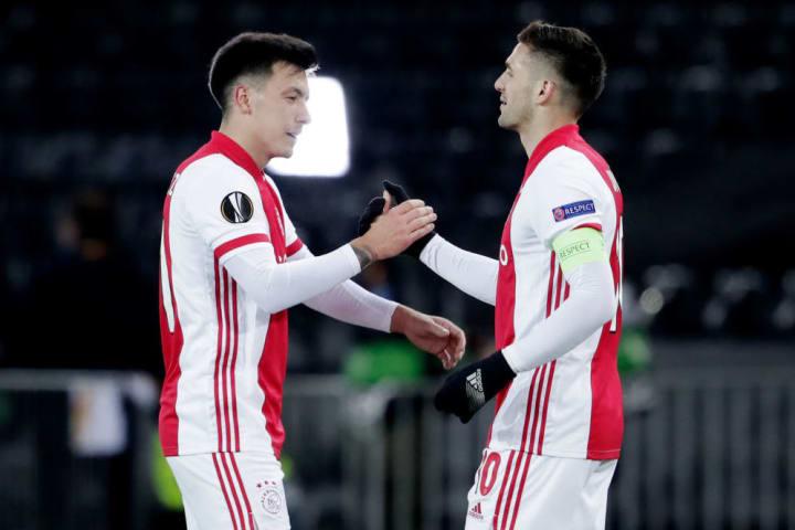 Al Ajax le ha ido bien desde que abandonó la Champions League