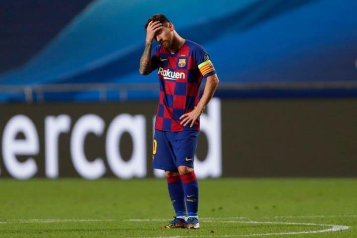Leo Messi dejó al mundo boquiabierto luego de que se sepa que abandonará el Barcelona