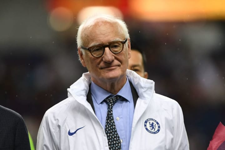 Bruce Buck was keen to stress Chelsea are in a good position going forward
