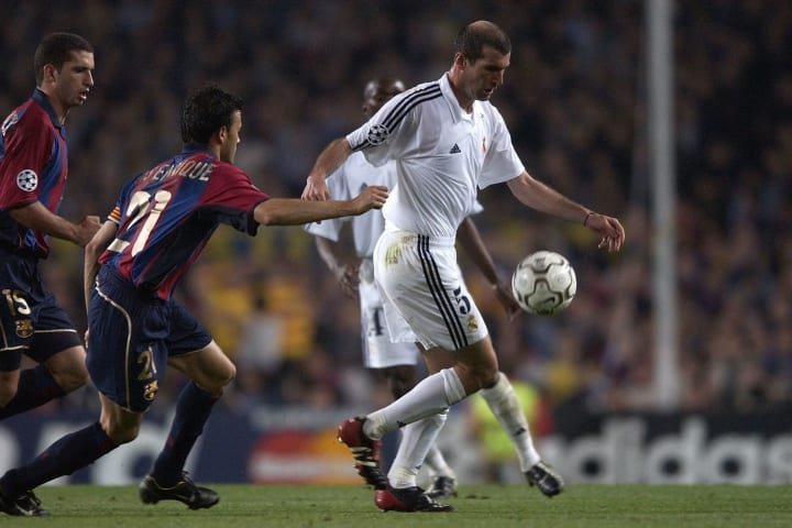 Barcelona & Real Madrid have even met several times in the European Cup/Champions League