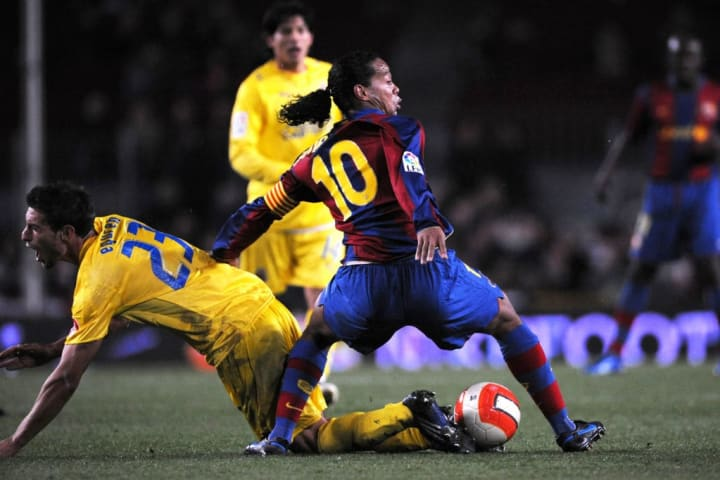 Ronaldinho, Sebastian Eguren