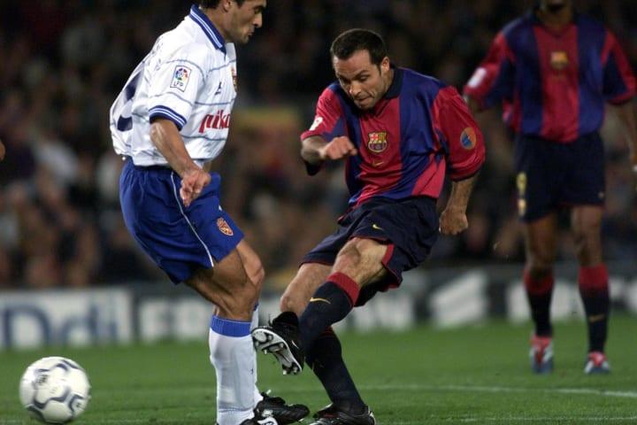 Barcelona v Zaragoza