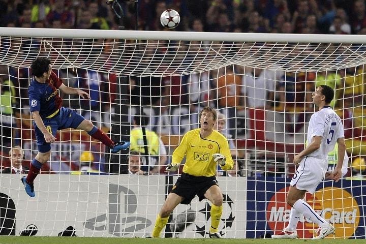 Barcelona´s Argentinian forward Lionel M