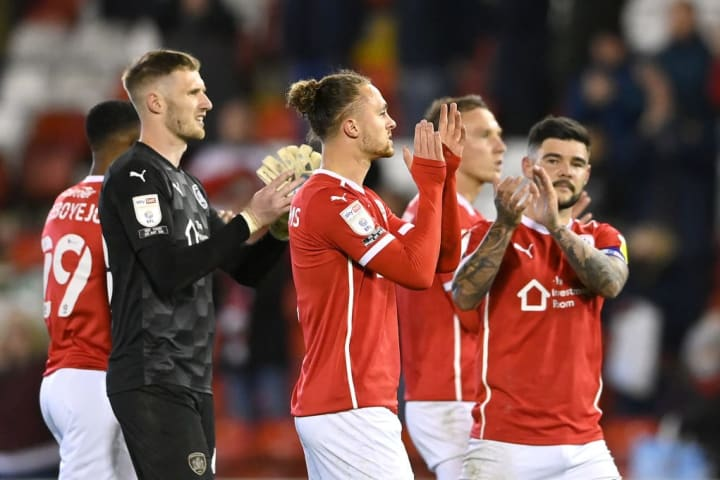 Barnsley are still in with a shot of reaching the final