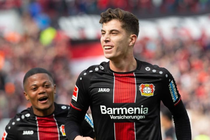 Leon Bailey, Kai Havertz