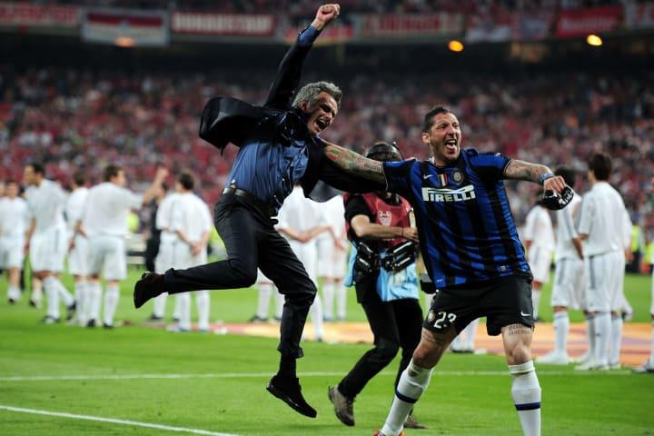 Jose Mourinho, Marco Materazzi