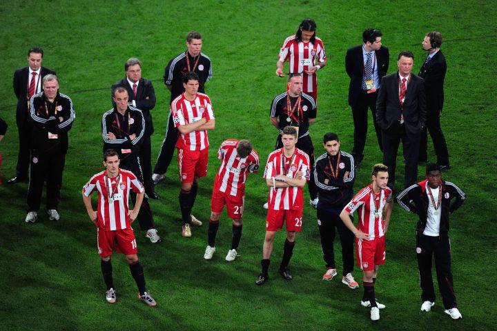 Bayern Muenchen v Inter Milan - UEFA Champions League Final