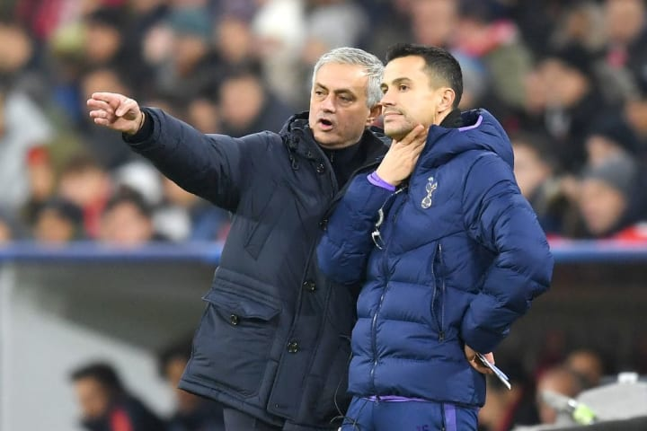 Mourinho's assistant Joao Sacramento could be instrumental to the capture of the Lille goalkeeper, having worked with him previously