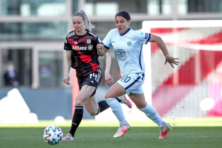 UEFA is keen to develop and invest in women's football at a continental & domestic level