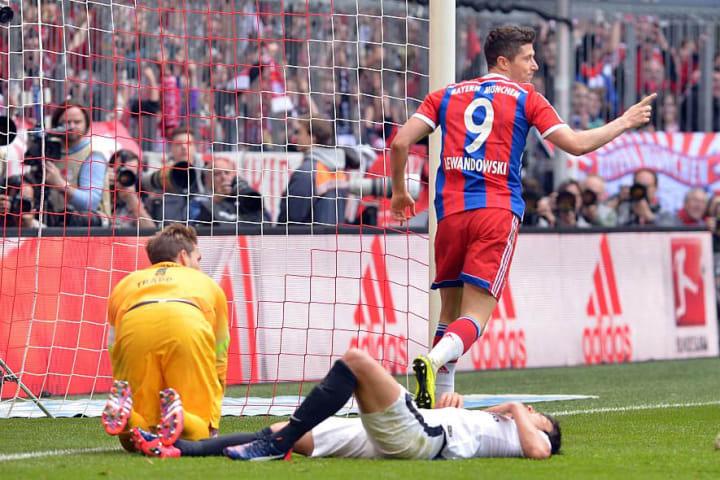 Bayern Munich vs Eintracht Frankfurt: Bundesliga