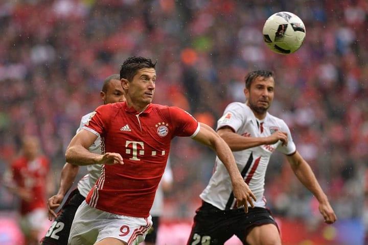Bayern Munich vs FC Ingolstadt : Bundesliga