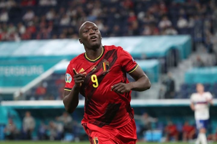 Romelu Lukaku wasted no time in opening his account at Euro 2020