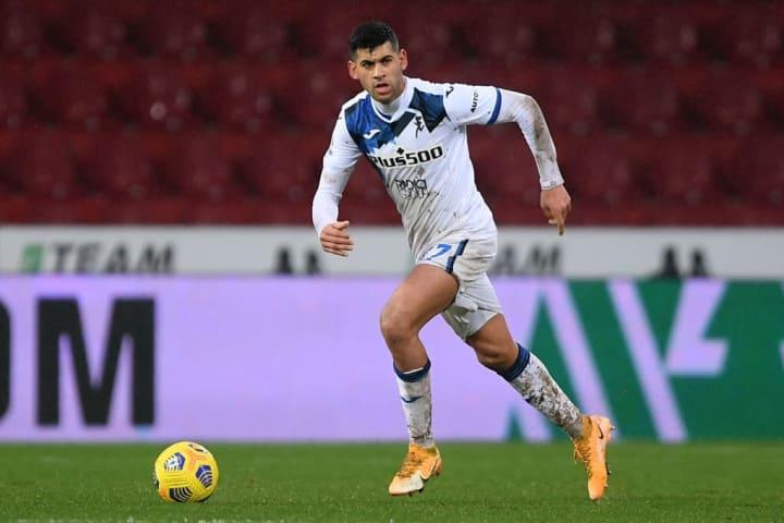 Cristian Romero Atalanta