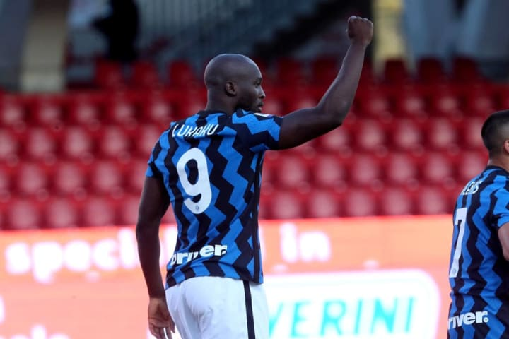 Lukaku has been in scintillating form since arriving in Italy