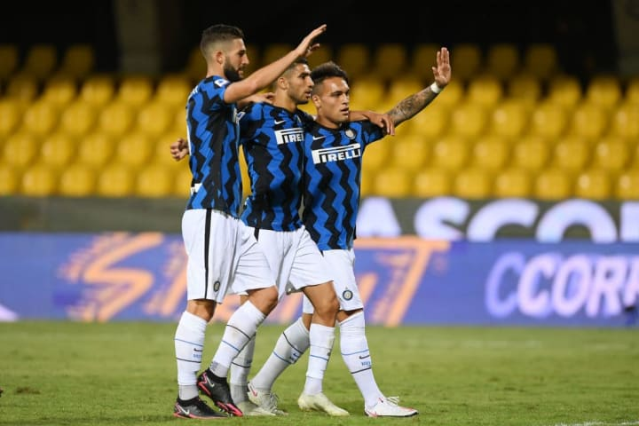 The Moroccan star has settled in quickly at Inter