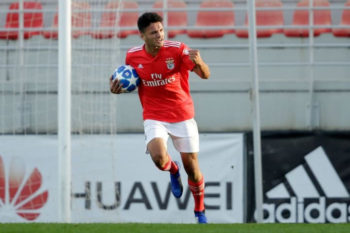 Ramos is among Benfica's brightest young talents