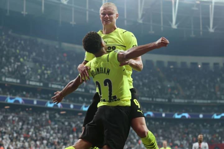 Erling Haaland & Jude Bellingham are Dortmund's dangermen
