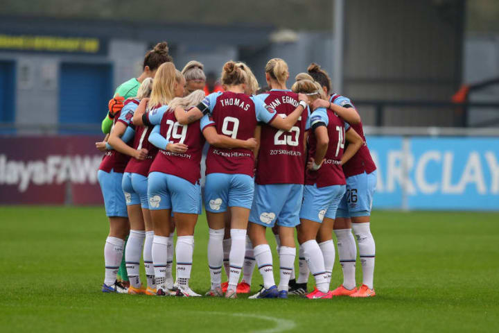 West Ham have ensured a tough start to the WSL season
