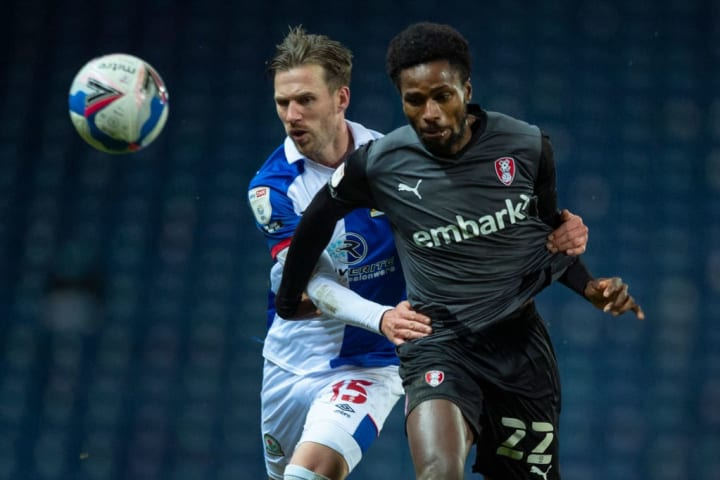 Blackburn look to be back on track after a few rocky weeks
