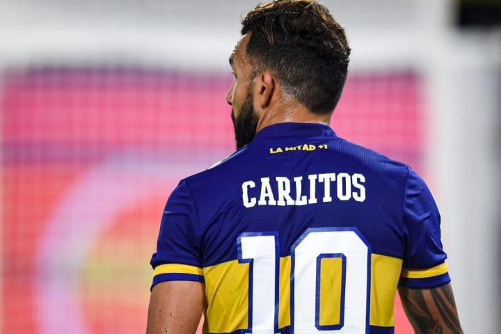 Carlos Tevez Boca Juniors Libertadores Potes Sorteio Grupo Atlético-MG