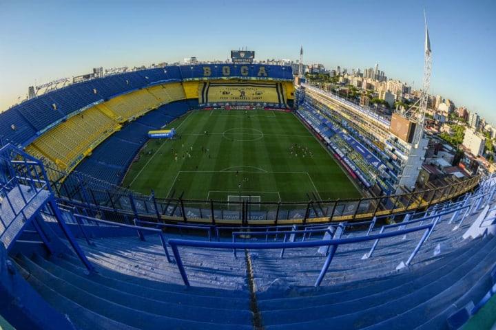 Boca Juniors v Lans - Copa Liga Profesional 2020