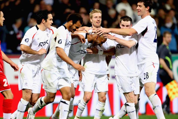 Bolton Wanders v FK Rabotnicki - UEFA Cup