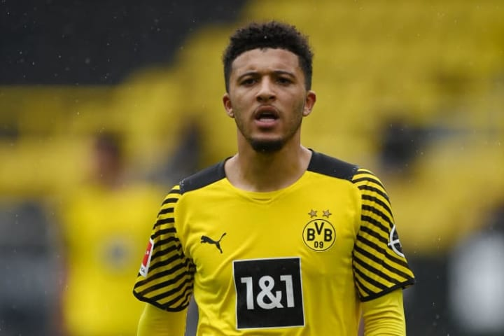 Jadon Sancho could be United's main target this summer