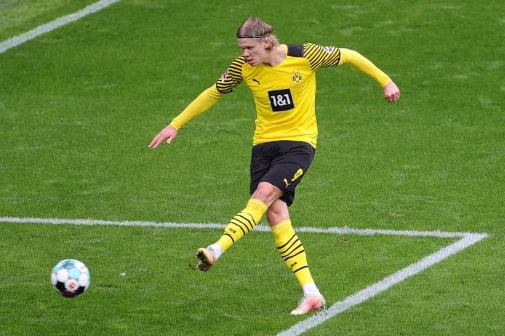 Erling Haaland Borussia Dortmund Valorização Mercado Atacante