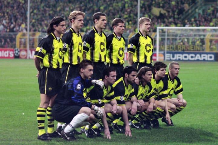 Borussia Dortmund v Manchester United - UEFA Champions League Semi Final 1st Leg