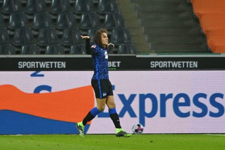Guendouzi's goal celebration was reported as a snub to Arteta
