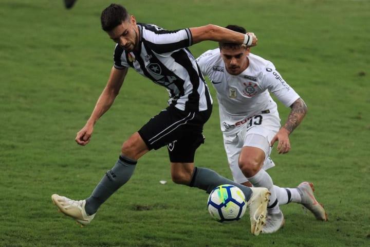 Botafogo v Corinthians - Brasileirao Series A 2018