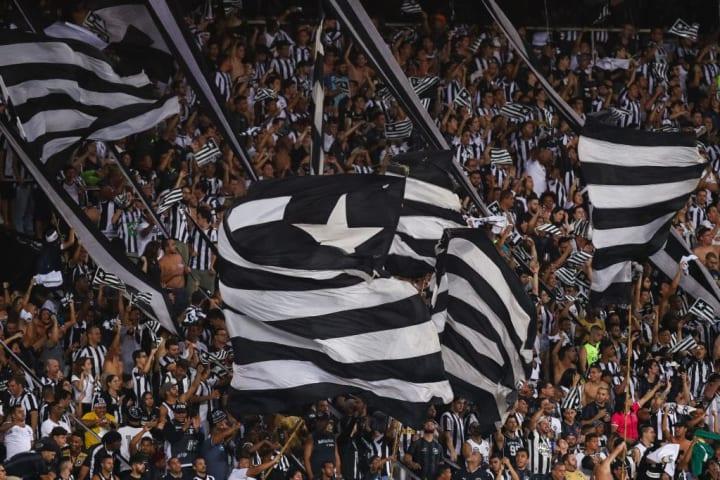 Botafogo Goleada História
