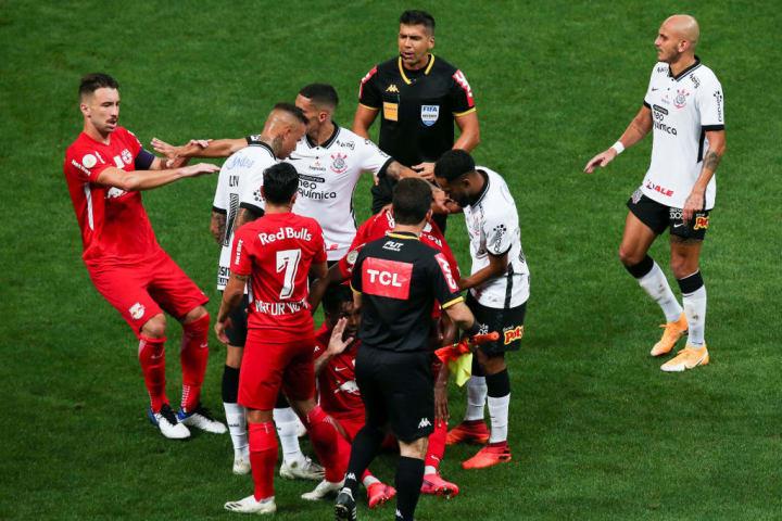 Corinthians Red Bull Bragantino Palpite Campeonato Brasileiro