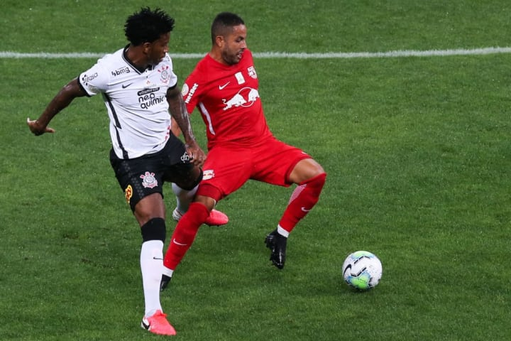Gil Ytalo Red Bull Bragantino Gols Liderança Campeonato Brasileiro