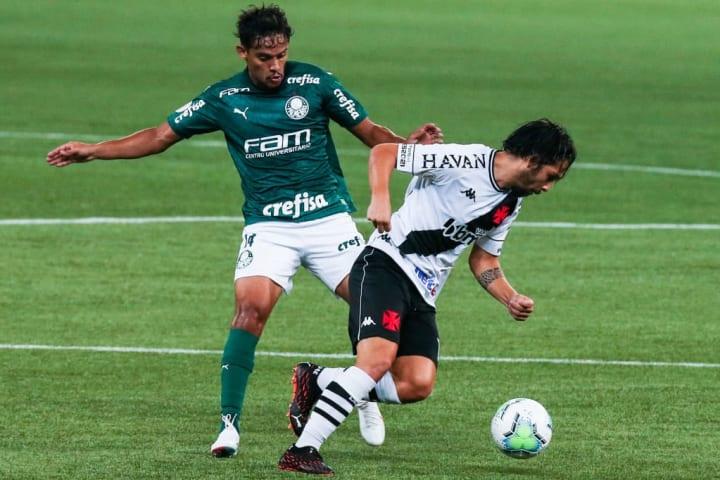 Angel Benitez, Gustavo Scarpa Vasco Palmeiras