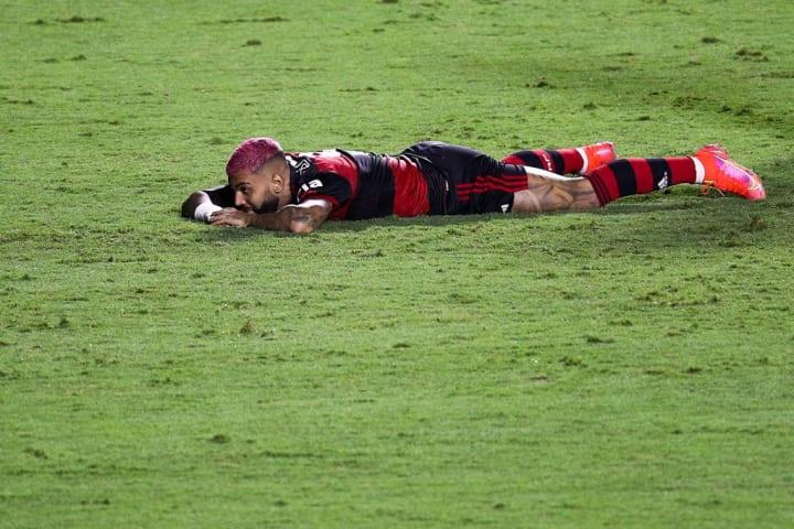 Gabriel Barbosa Gabigol Flamengo Jogos 2021