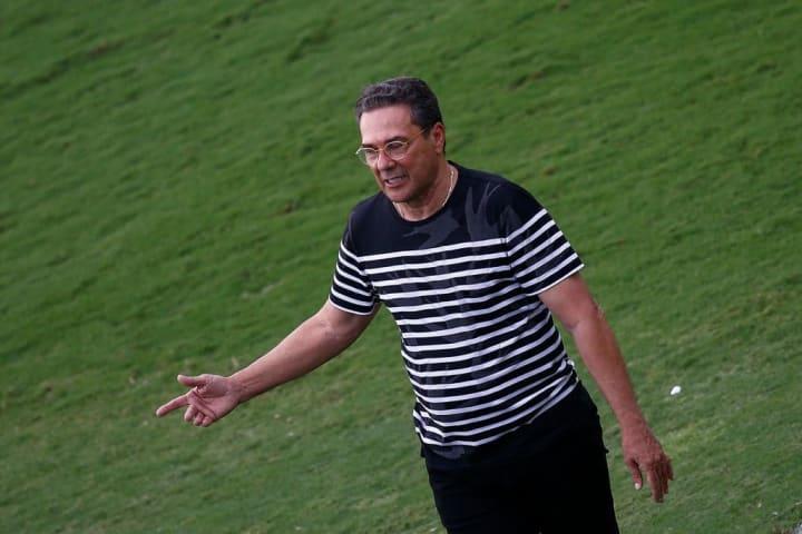 Vanderlei Luxemburgo Técnico Internacional Miguel Ángel Ramírez