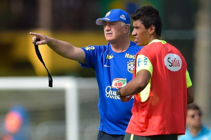 Paulinho, Luiz Felipe Scolari