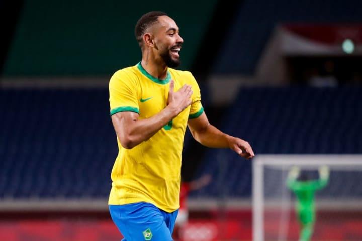 Matheus Cunha Olimpíadas Brasil Tóquio Lesão Semifinal