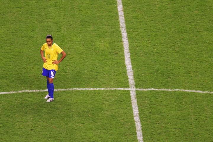 Marta Seleção brasileira Futebol feminino Copa do Mundo Melhor