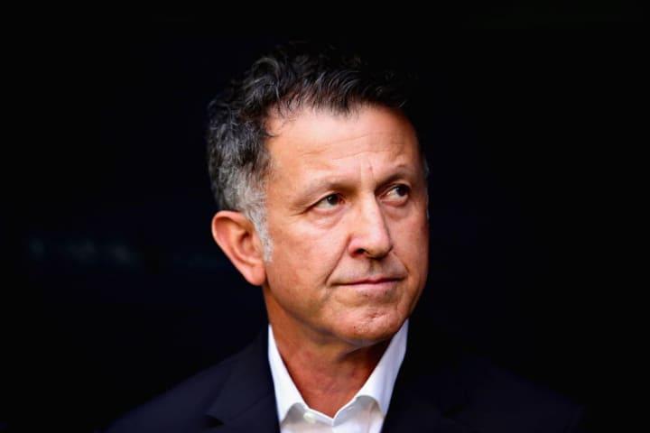 Juan Carlos Osorio Técnico Internacional São Paulo