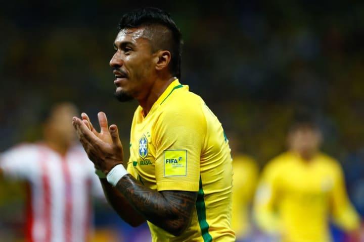 Paulinho Corinthians Grêmio Mercado Reforço