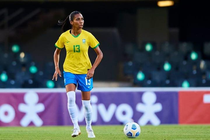 Bruna Benites Brasil seleção feminina Rússia Olimpíadas