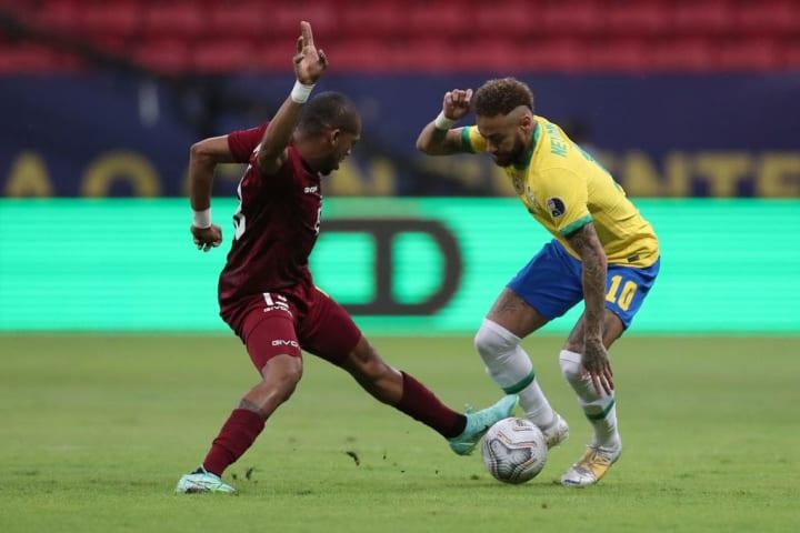 Jose Martinez, Neymar Jr.