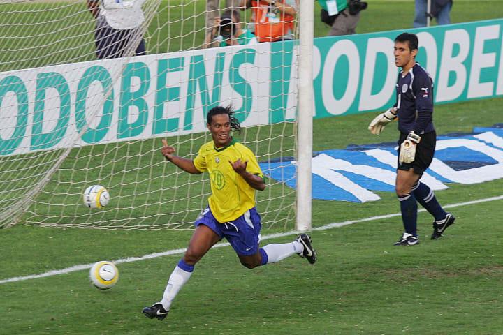 Ronaldinho Gaúcho Talento Carreira Futsal